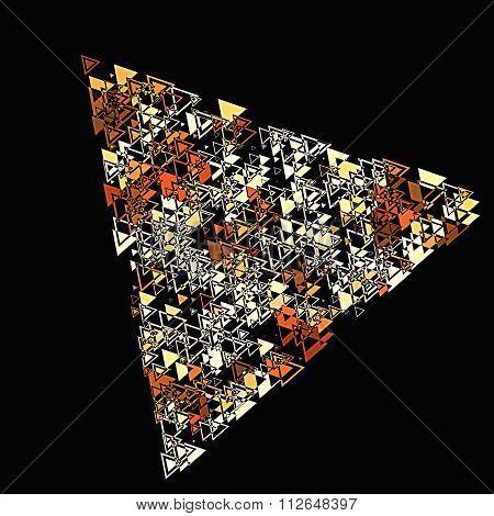 triangles minimalism