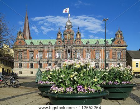 Malmo Town Hall, Malmo city, Sweden