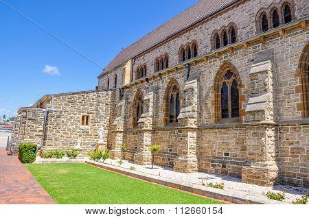St. Patrick's Basilica: Limestone Architecture