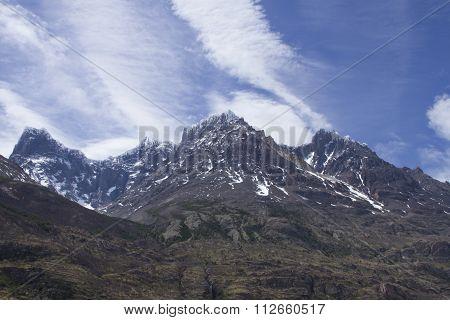 Cuernos Del Paine, Torres Del Paine National Park, Patagonia, Chile