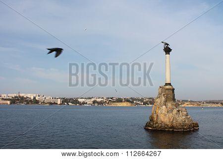 Symbol Of Sevastopol, Crimea