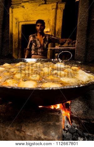 Snack Food Shop Varanasi