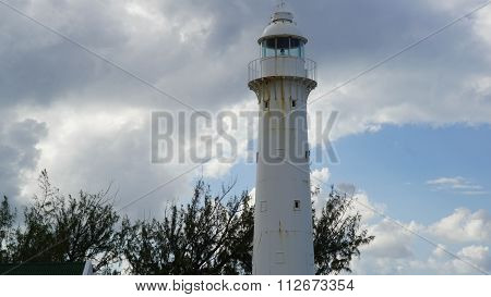 Grand Turk Lighthouse on Grand Turk Island