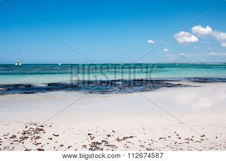 Es Trenc Paradise Beach In Mallorca