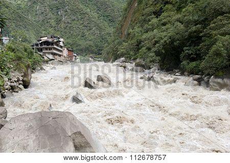 Water Rapids Outdoors
