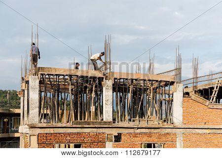 Construction Work Pokhara