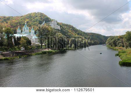 Orthodox Church In Svyatogorsk