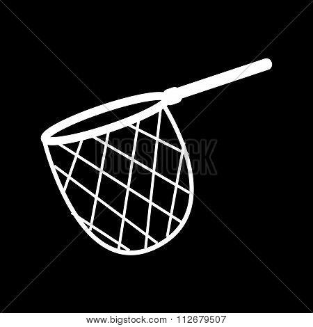 Fishing Hunting Net Icon