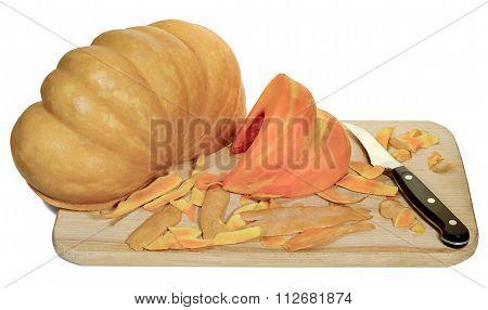 Pumpkin Board Knife