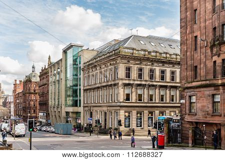West George Street Glasgow