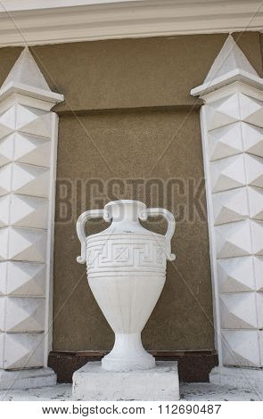Vase In The Greek Style