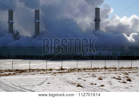 Minooka Combined Cycle Power Plant