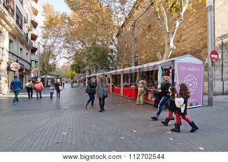 Christmas Market Palma
