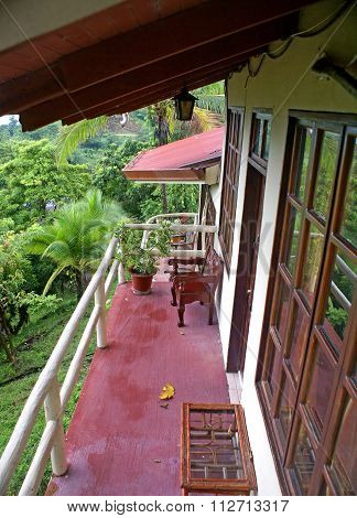 Balcony Budget Hotels In Costa Rica