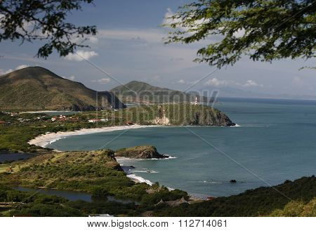 South America Venezuela Isla Margatita Pedro Gonzalez Beach