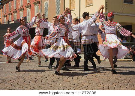 Russische Tänzer