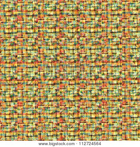 Geometric Background Vector Illustration Wallpaper