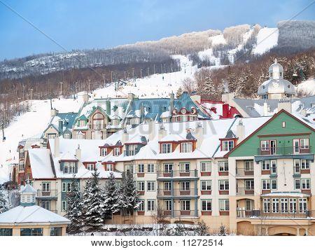 Mount-tremblant Ski Resort