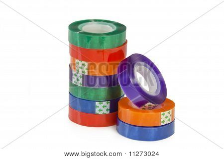 Colorful Adhesive Tape