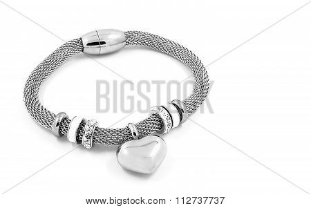 Luxury Bracelet. Stainless Steel
