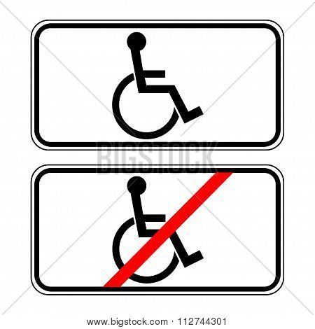 For The Disabled