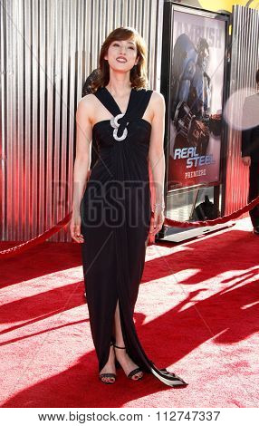 Yumi Amami at the Los Angeles Premiere of