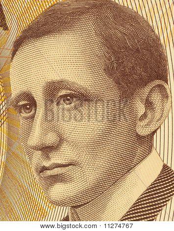ITALY - CIRCA 1990: Guglielmo Marconi