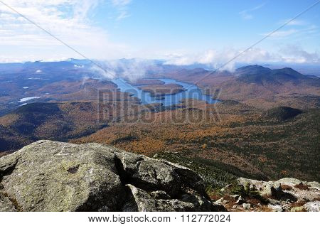 Lake Placid, Adirondack Mountains, New York