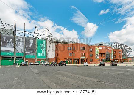 Celtic Park Glasgow
