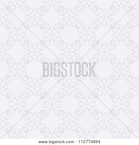 Stock Vector Islamic seamless pattern.