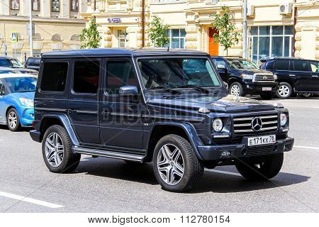 Mercedes-benz W463 G-class