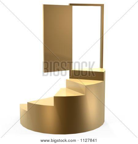 Steps To Door