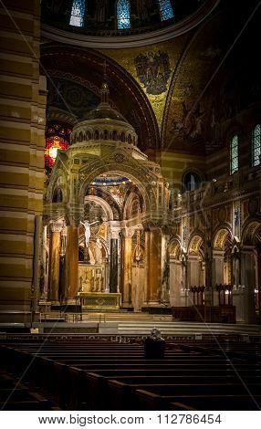 Worship - Saint Louis Basilica - Saint Louis, MO