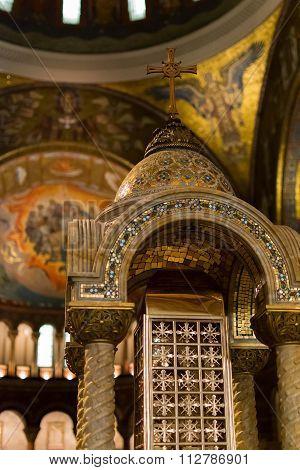 Saint Louis Basilica Baptistery - Saint Louis, MO