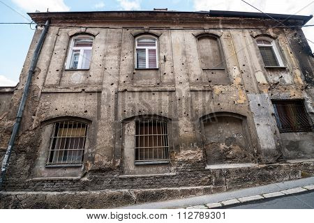 Building In Sarajevo