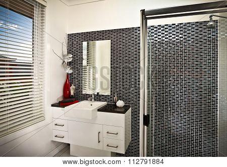 A Beautiful Modern Stylish Bathroom