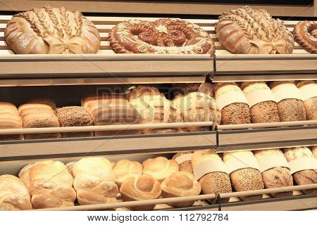 The image of bread