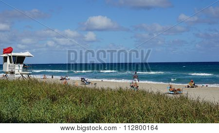 Palm Beach in Florida