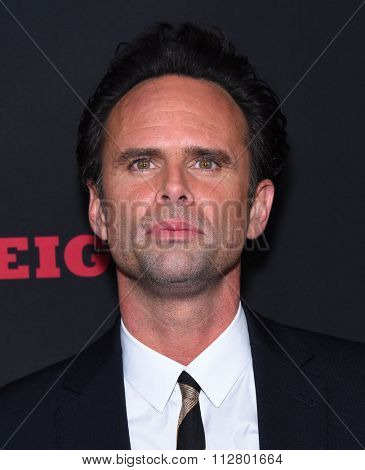 LOS ANGELES - DEC 07:  Walton Goggins arrives to the