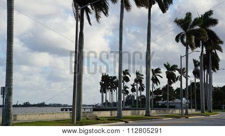 West Palm Beach in Florida