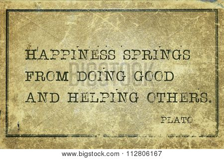 Happy Springs Plato