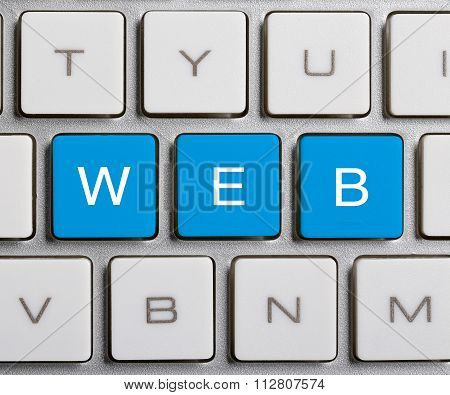 Web On Keyboard