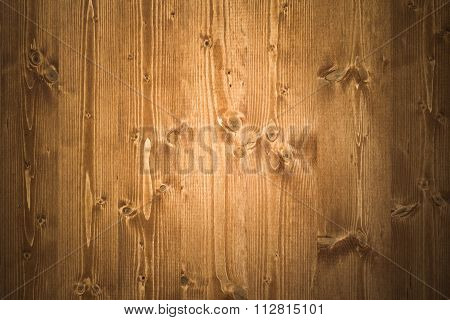 Wood Wall For Text And Background