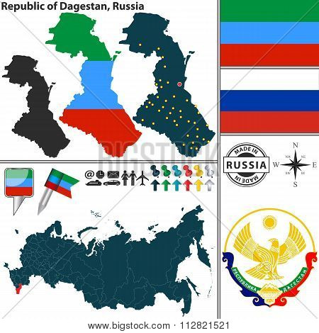 Republic Of Dagestan, Russia