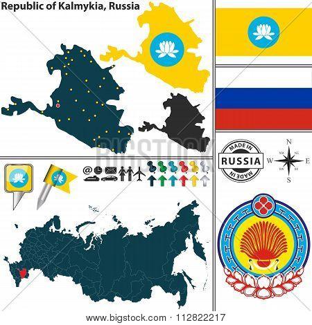 Republic Of Kalmykia, Russia
