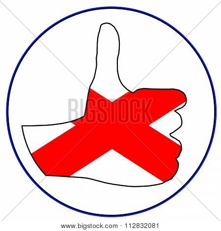Thumbs Up Northern Ireland