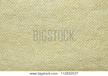 Knitted Mohair Woolen Fabric