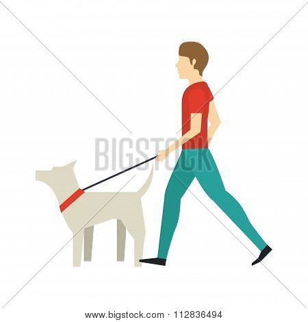 walking the dog design