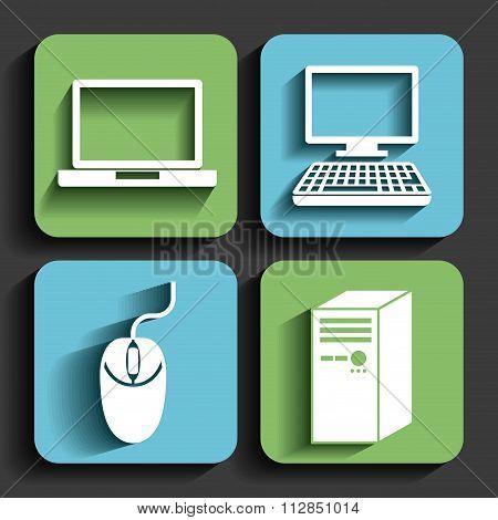 computers concept design