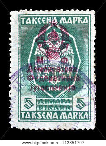 Yugoslavia 1945